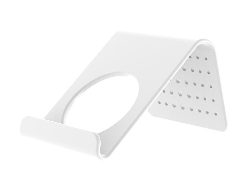 Suporte para Celular e Tablet - MaxCril - Branco