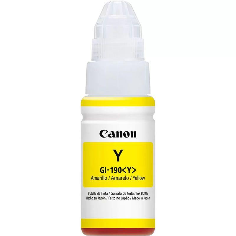 Tinta Canon GL190 Amarelo