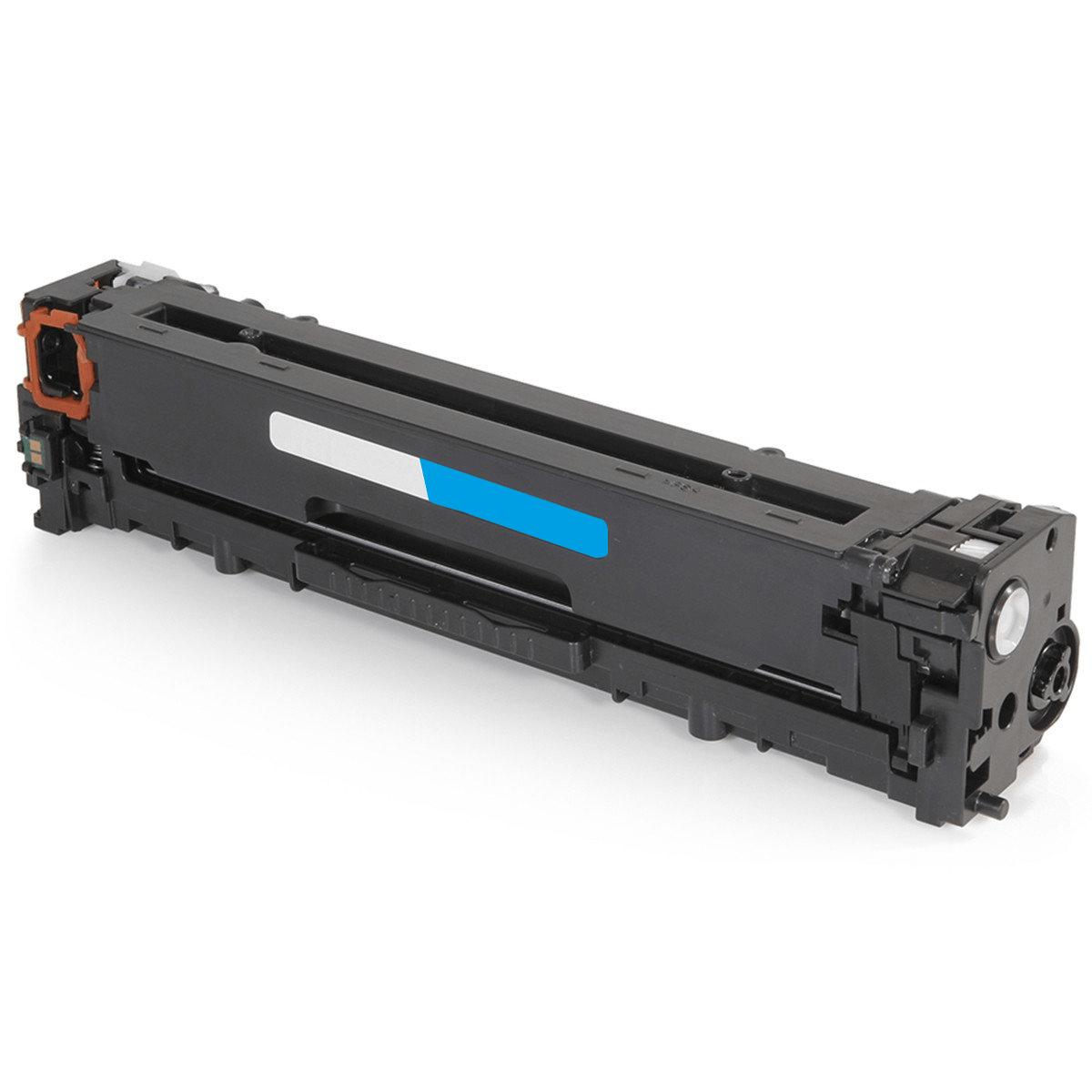 Toner Compatível HP 541/ 321/ 211A Ciano