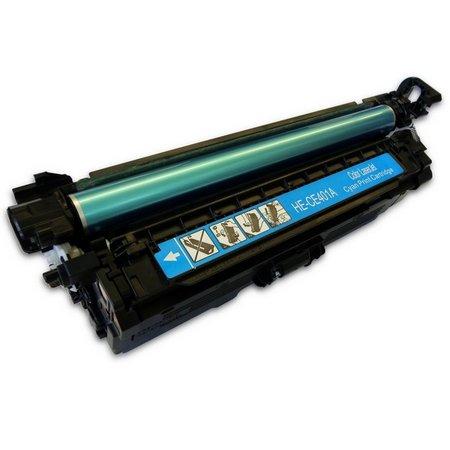 Toner Compatível HP CE 251 A I CE 401 - Ciano