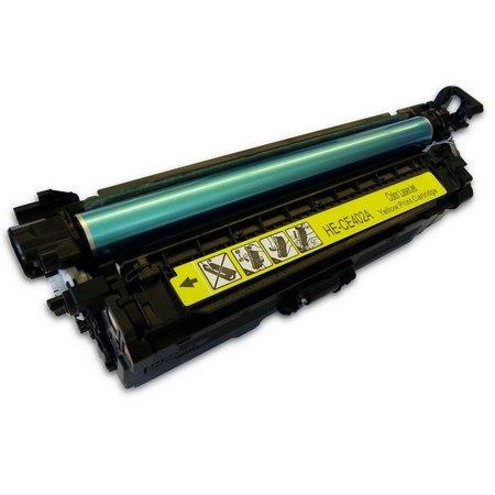 Toner Compatível HP CE 252 A I CE 402 - Yellow