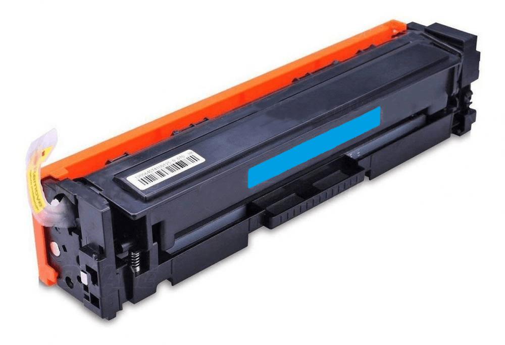 Toner Compatível HP CF511A Ciano