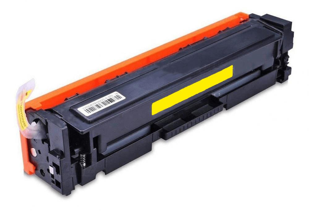 Toner Compatível HP CF512A Amarelo