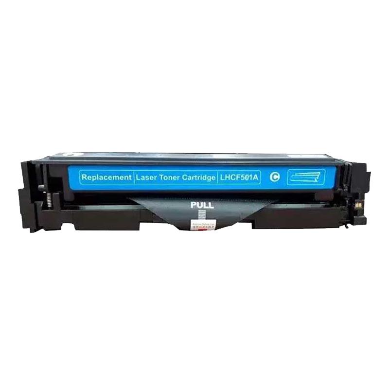 Toner Compatível HP CF 501 A - Ciano