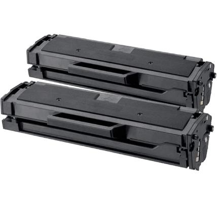 Toner Compatível Samsung D 111 - 2 Unidades