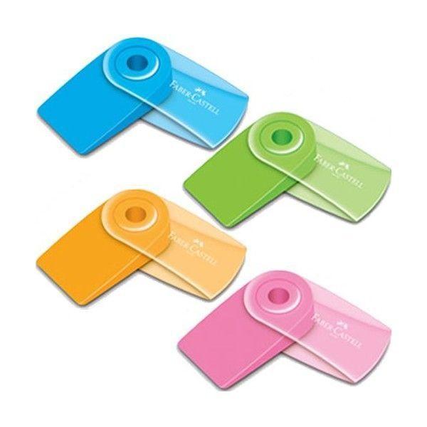 Borracha Mini Sleeve Colors - FABER CASTELL