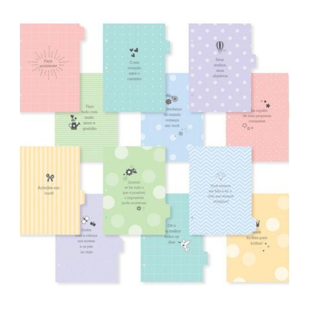 Caderno Argolado Tie Dye FINA IDEIA