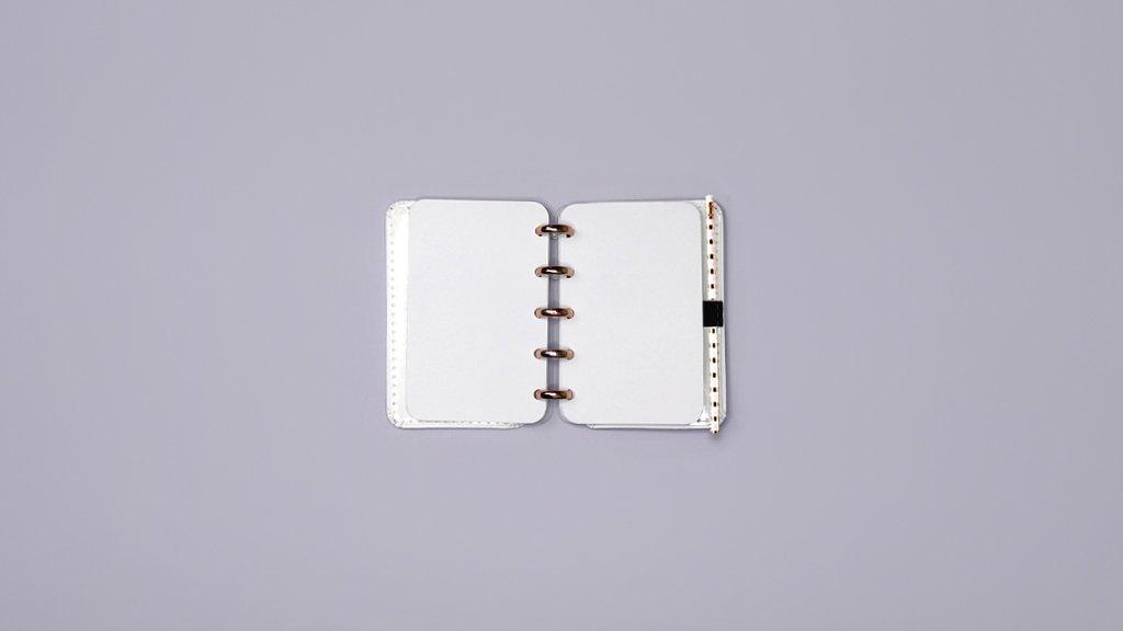 Caderno Inteligente All White CI