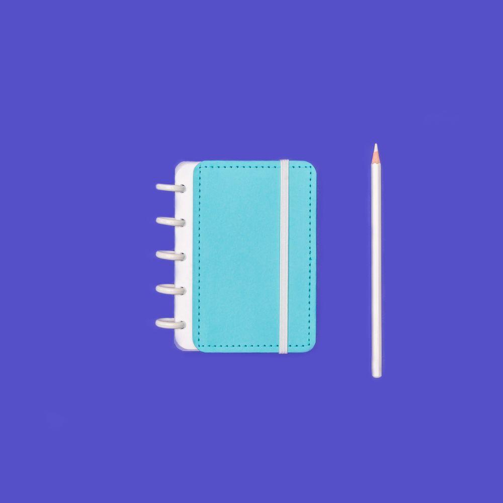 Caderno Inteligente Azul Celeste CI