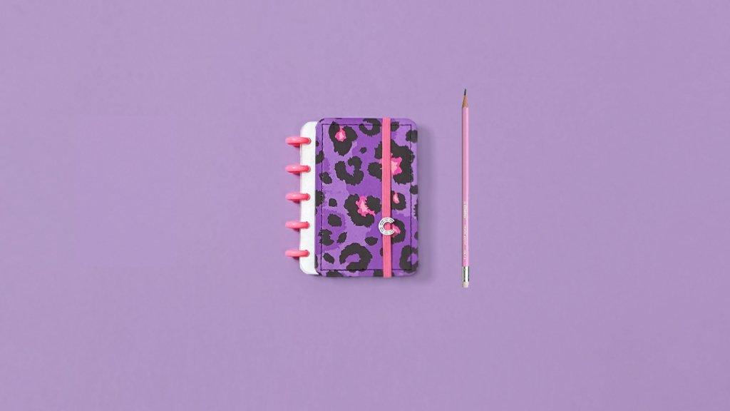 Caderno Inteligente Lilac CI