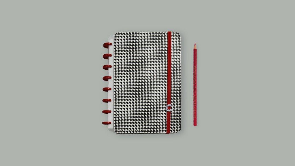 Caderno Inteligente Príncipe de Gales CI