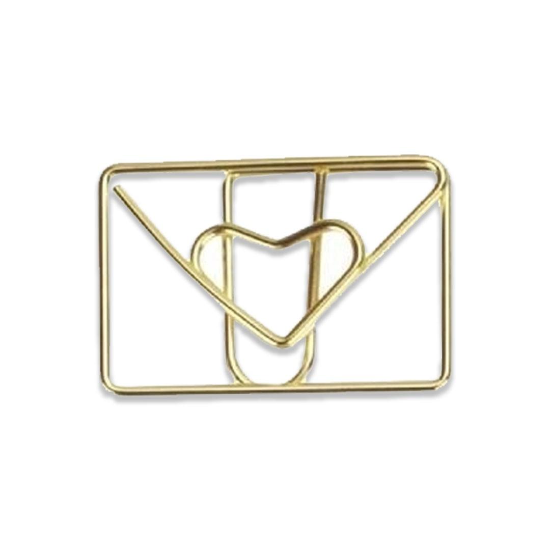 Clips Envelope Apaixonado MOLIN