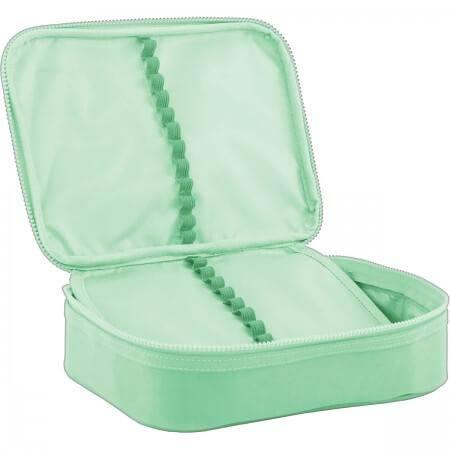 Estojo Box Académie Verde Menta TILIBRA