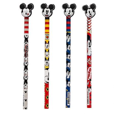 Lápis preto Top Mickey - MOLIN
