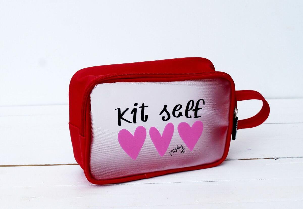 "Necessaire ""Kit Self"" PAPELOTE"