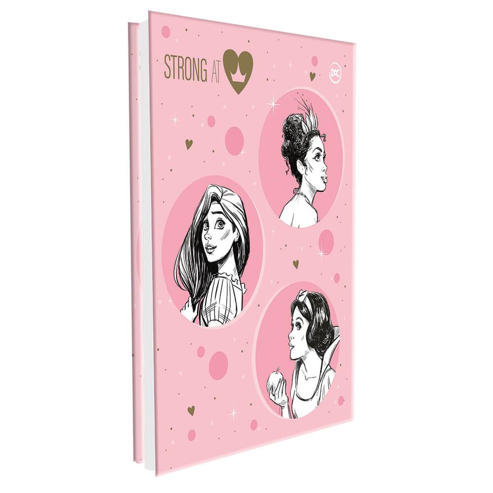 Pasta Catálogo Princesas Tamanho A4 DAC