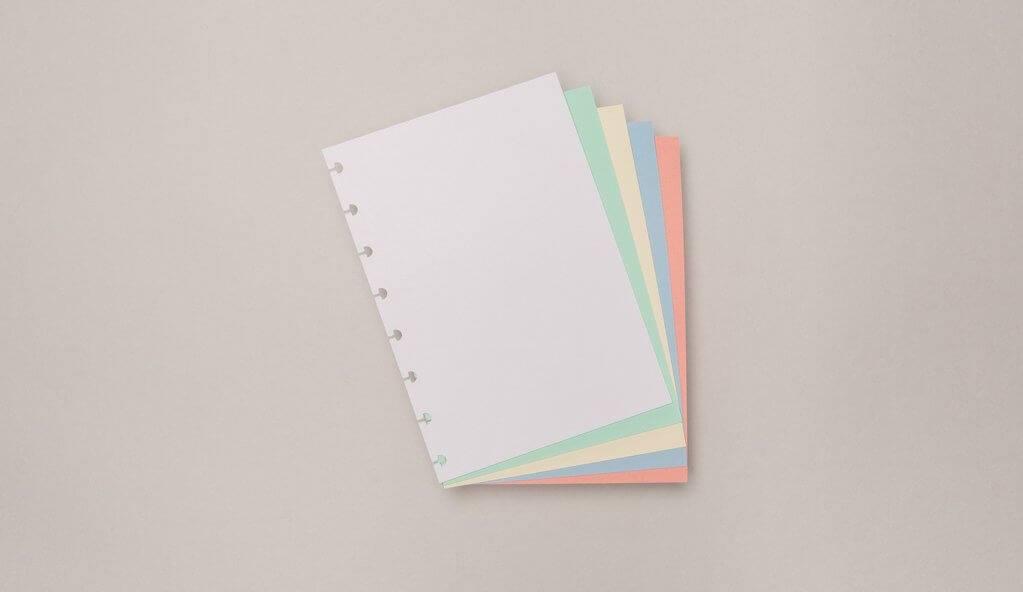 Refil de Caderno Inteligente A5 CI
