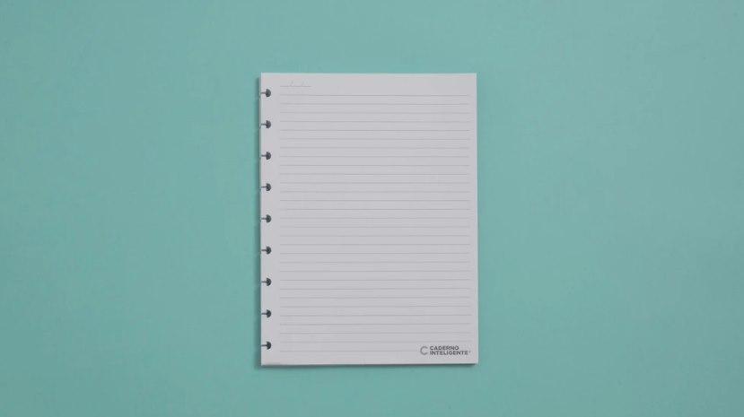 Refil de Caderno Inteligente Médio CI