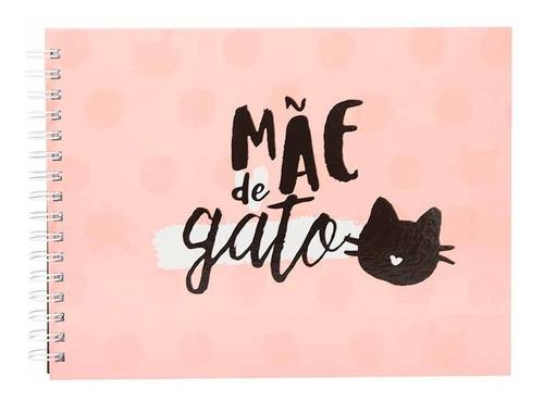 Scrapbook Mãe de Gato UATT?