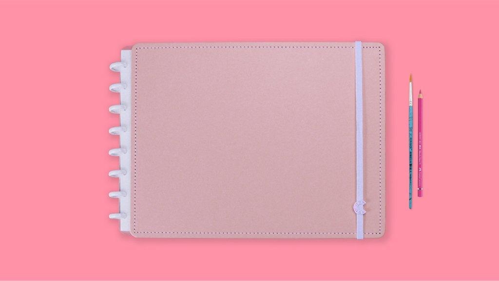 Sketchbook Rose CI