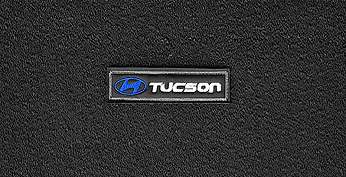 Tapete de porta malas personalizado Tucson 2005 a 2016