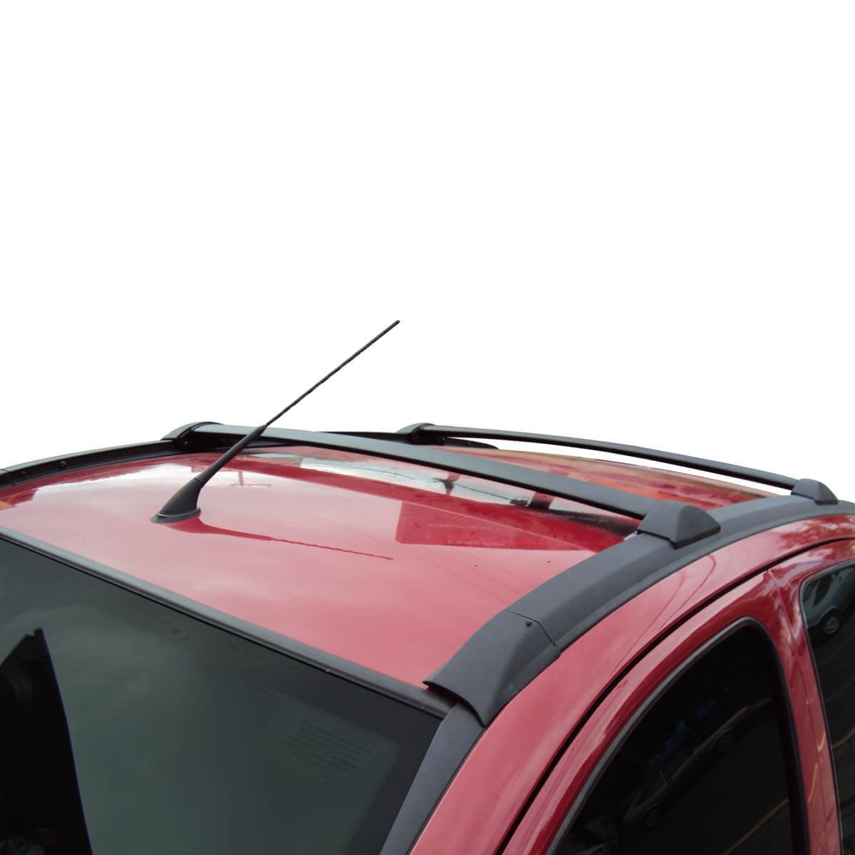 Bagageiro rack de teto Corsa Hatch 2004 a 2012 semelhante original