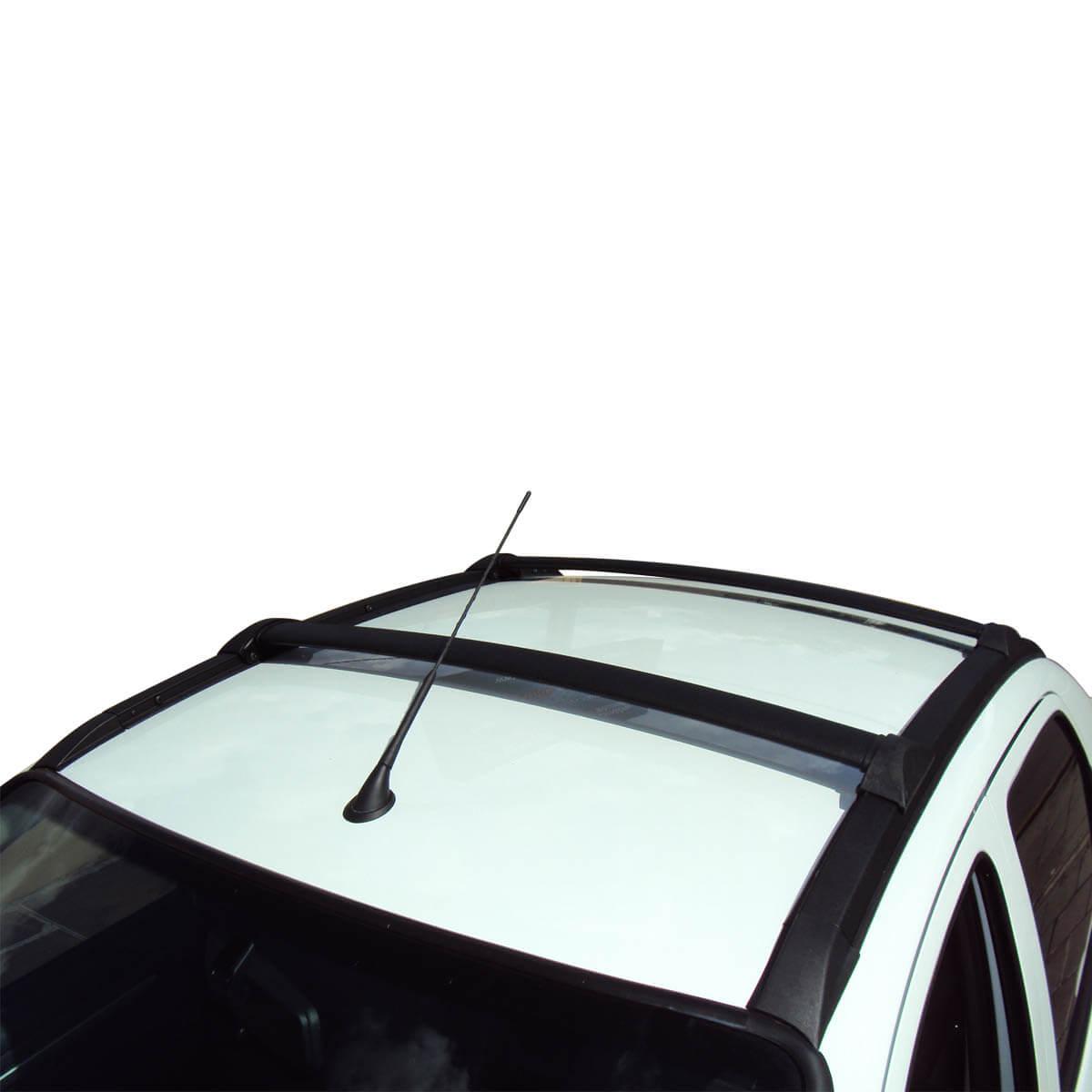 Bagageiro rack de teto Prisma 2007 a 2012 semelhante original