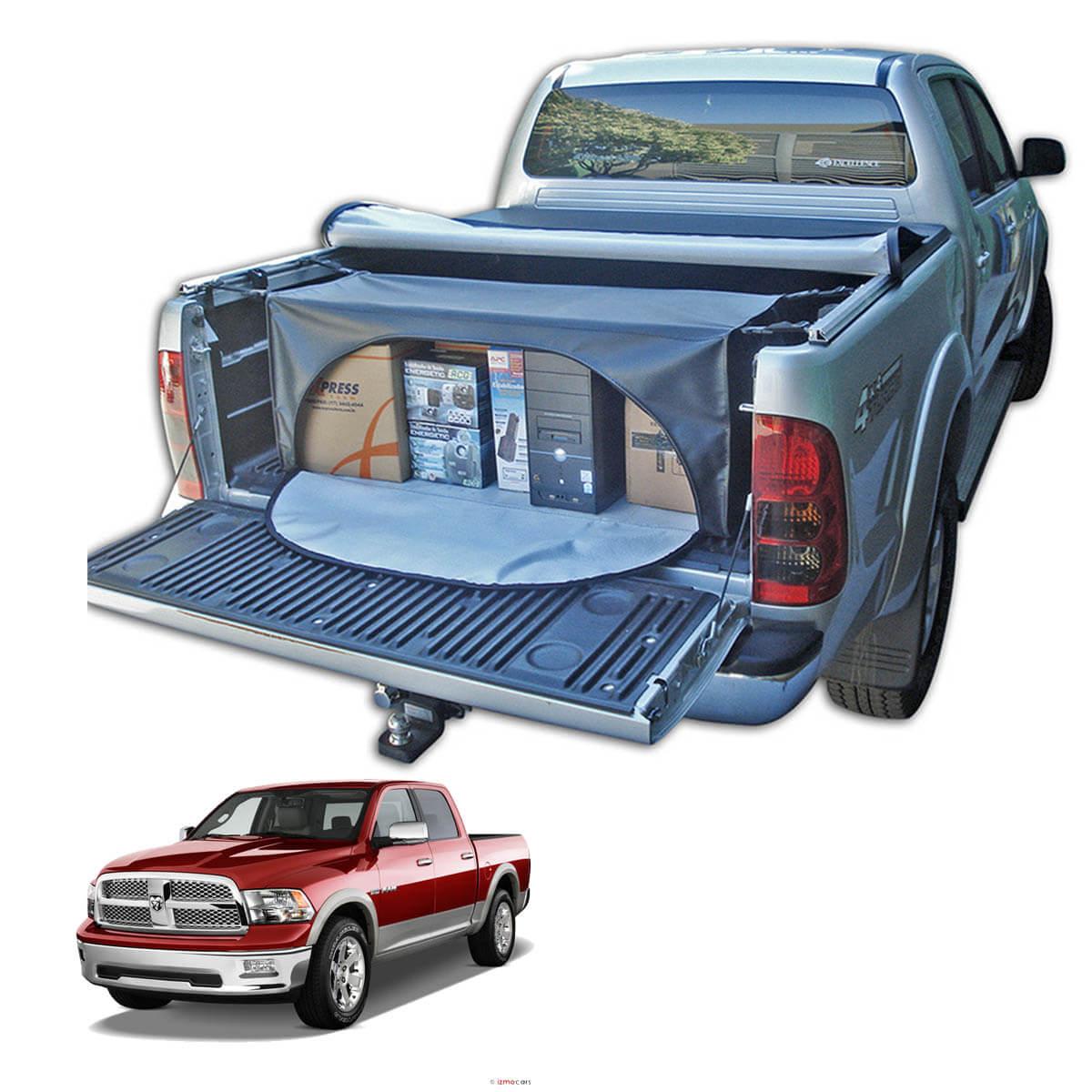 Bolsa para caçamba Dodge Ram 2005 a 2011 ou Laramie 2012