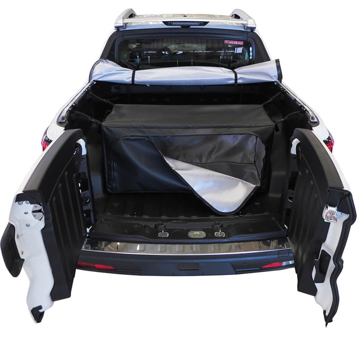 Bolsa para caçamba Fiat Toro 2017