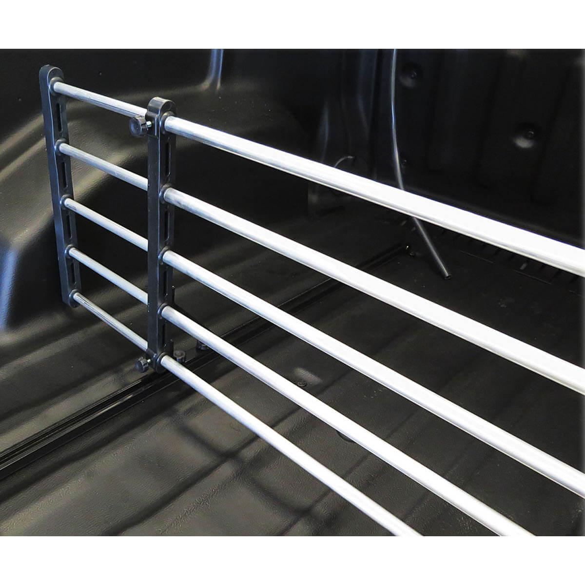 Divisor separador de cargas caçamba Fiat Toro 2017
