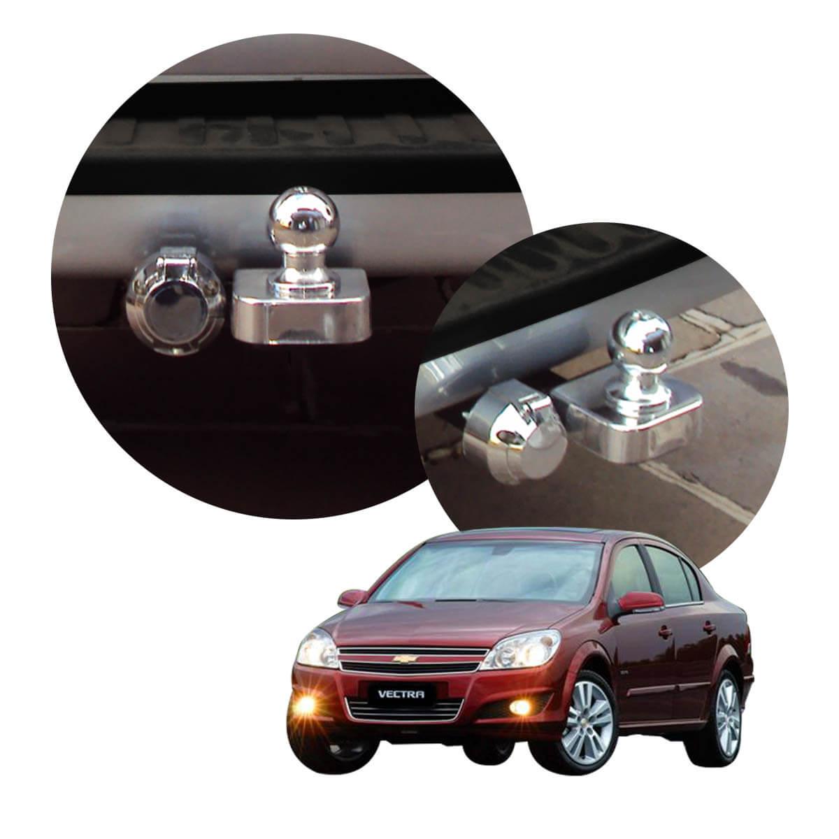 Engate de reboque fixo Vectra sedan 2006 a 2011