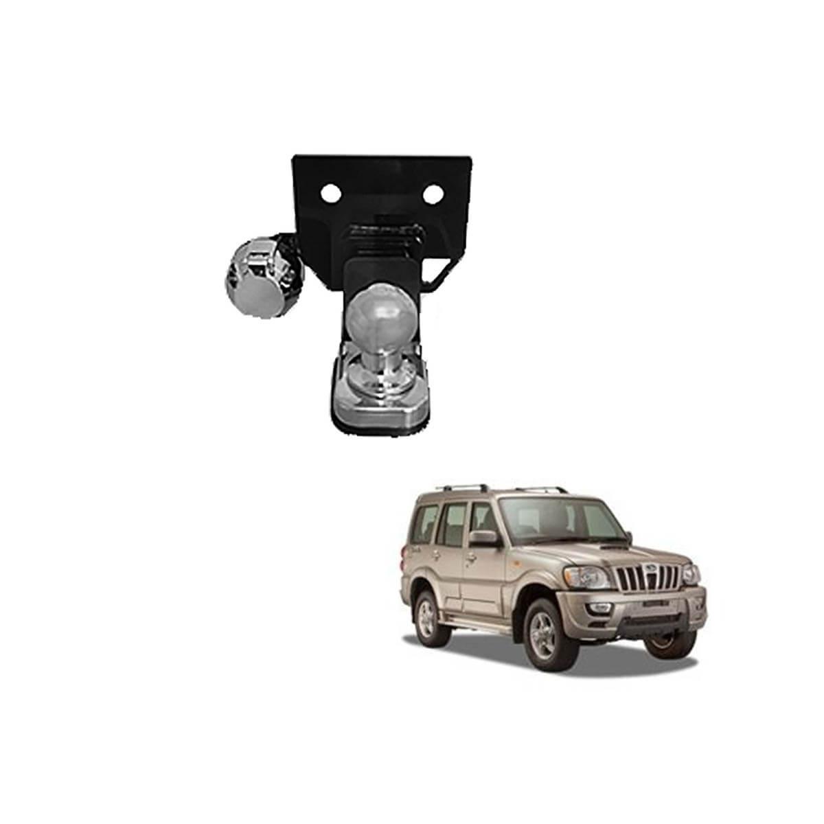 Engate de reboque Mahindra SUV 2008 a 2014 removível 1500 Kg