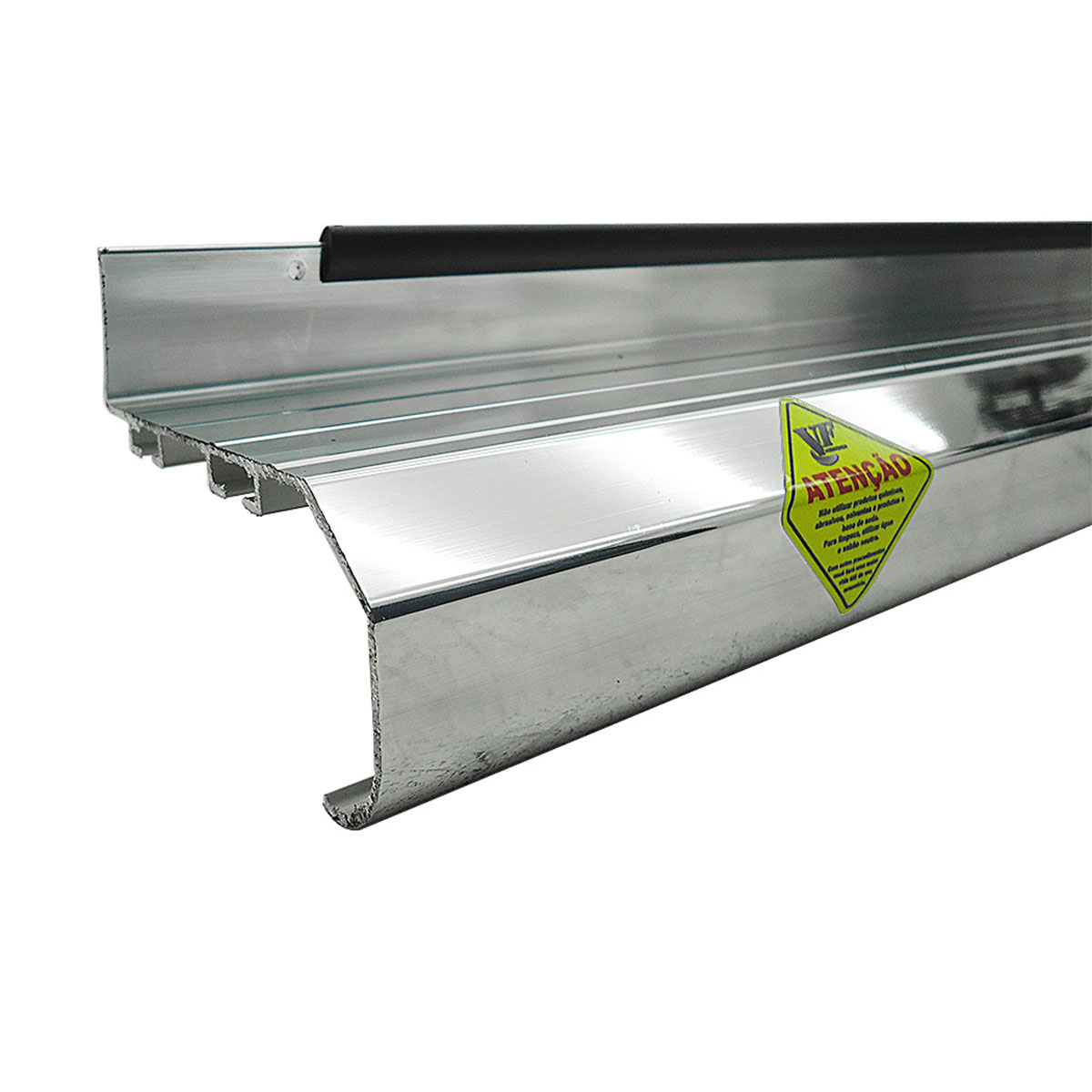 Estribo plataforma alumínio L200 Triton 2008 a 2017
