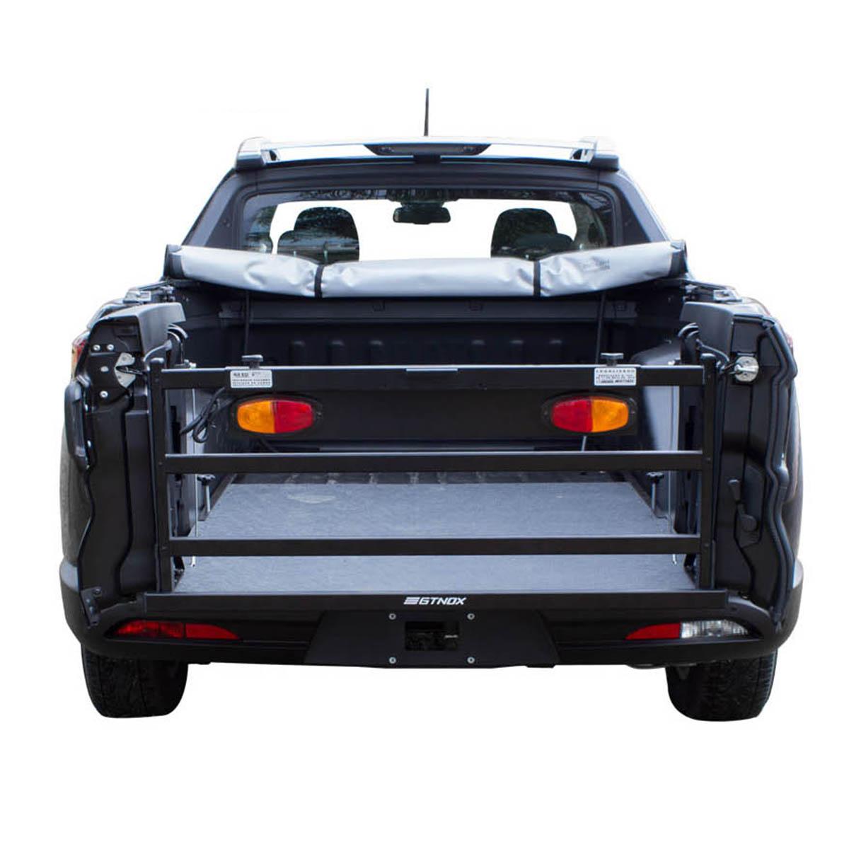 Extensor de caçamba Fiat Toro 2017 2018