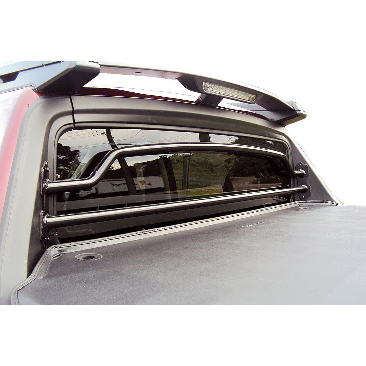 Grade de vidro Fiat Toro 2017 2018 semelhante original