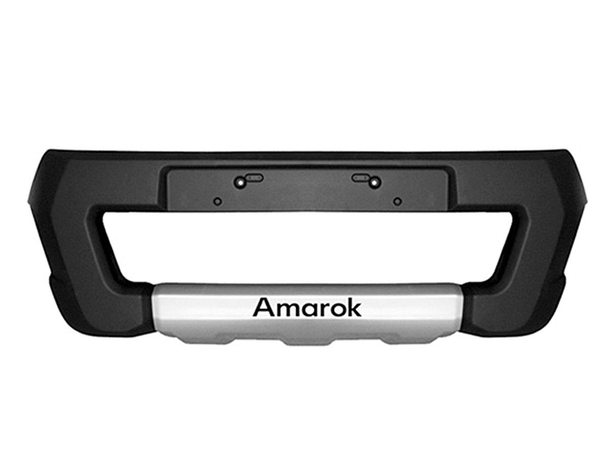 Overbumper protetor frontal Amarok 2011 a 2016