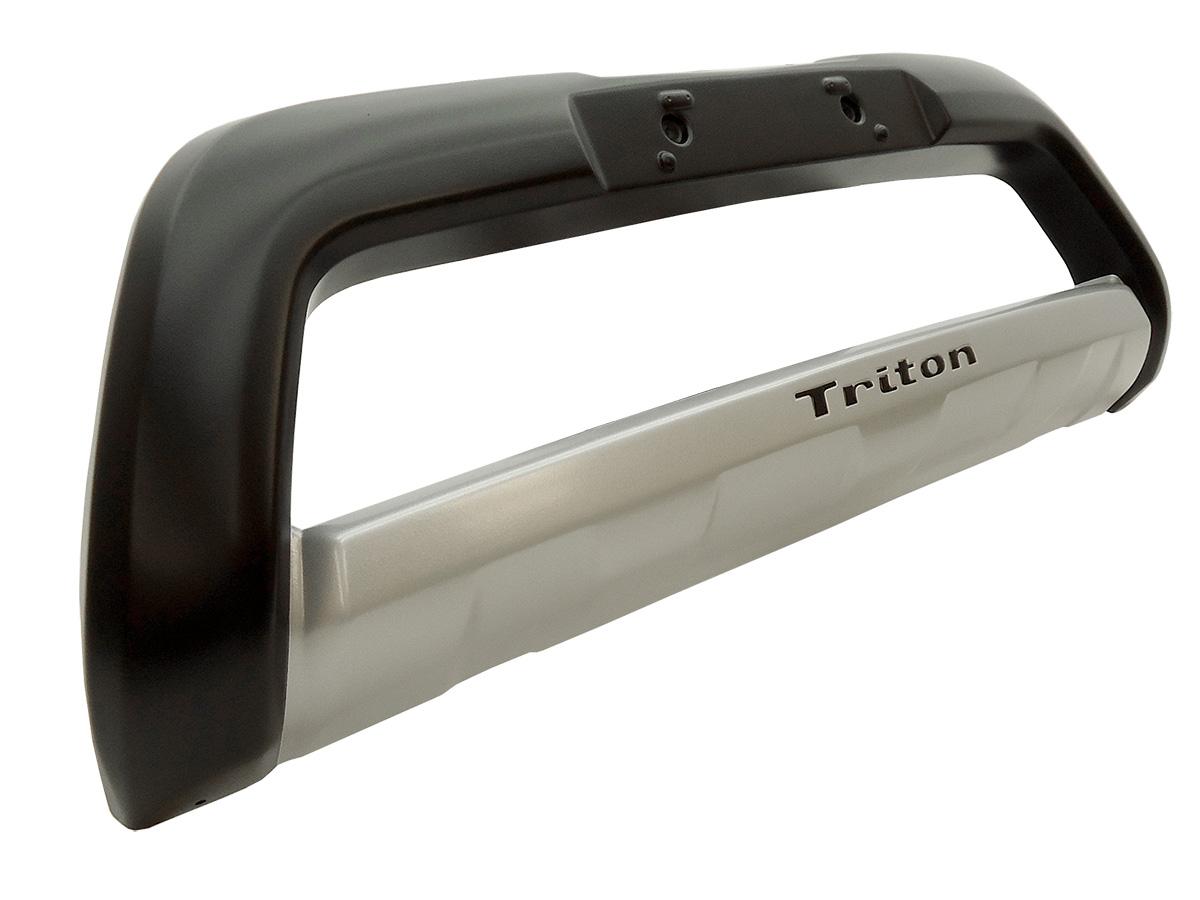 Overbumper protetor frontal L200 Triton HPE 2013