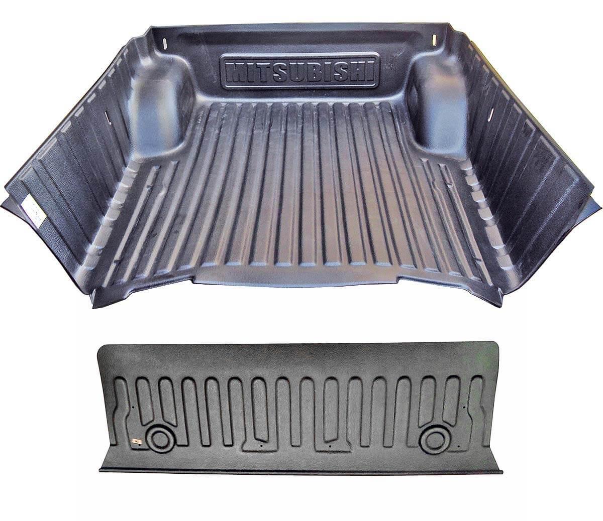 Protetor de caçamba L200 Triton 2012 a 2017 XB, GL, GLS, GLX e Outdoor MT Diesel