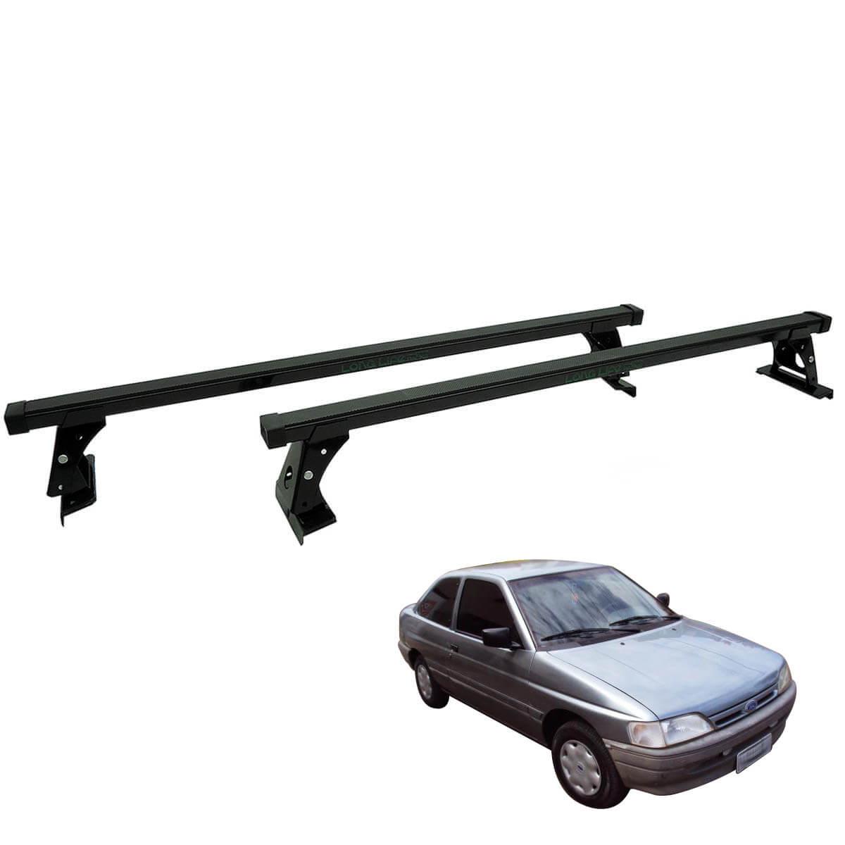 Rack de teto Escort ou Logus 2 portas 1993 a 2000 Long Life aço