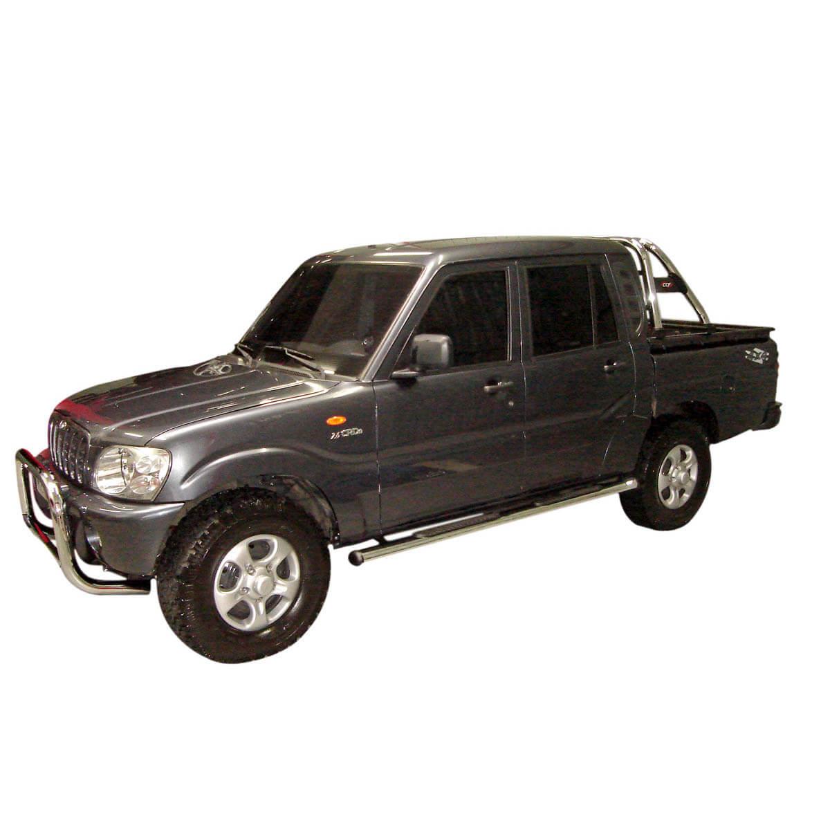 Santo antônio duplo Mahindra pick up 2008 a 2014