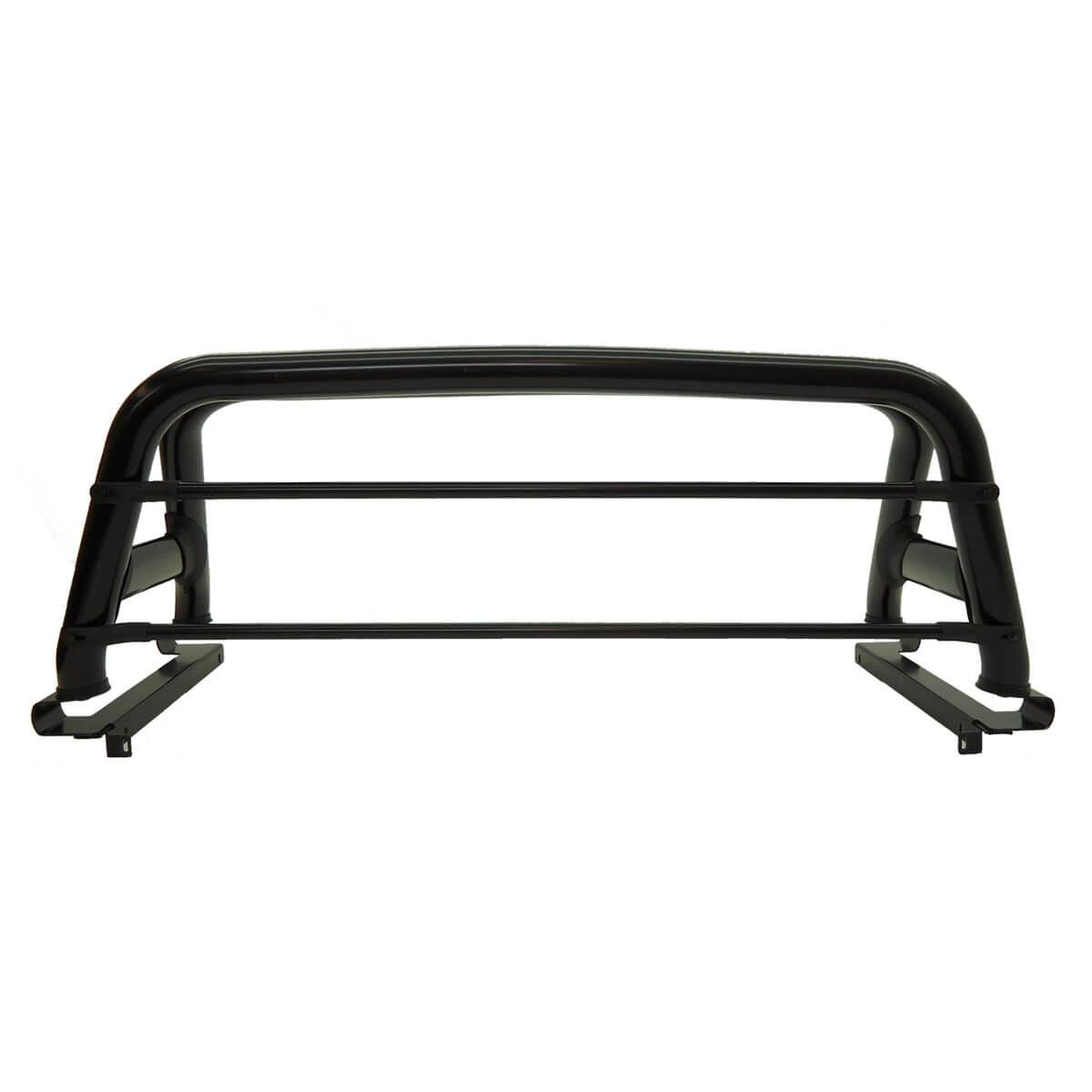 Santo antônio duplo preto Nova Ranger 2013 a 2018 com barras de vidro