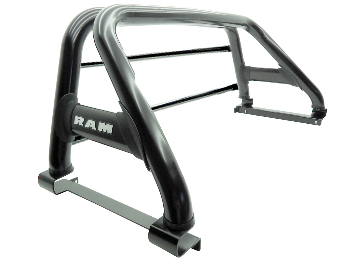 Santo antônio duplo preto Dodge Ram 2005 a 2011 ou Laramie 2012