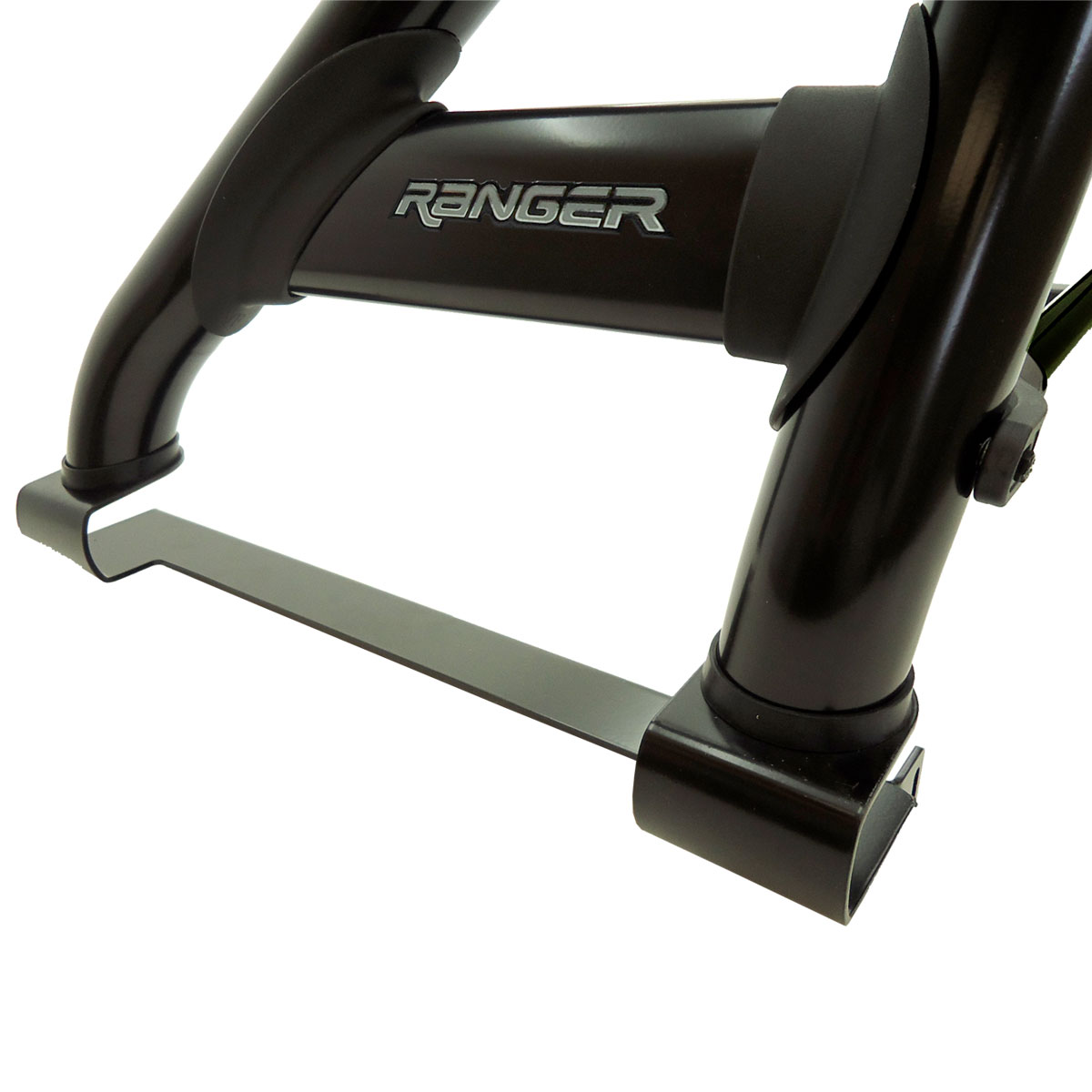 Santo antônio duplo preto Ranger 1994 a 2012 com barras de vidro