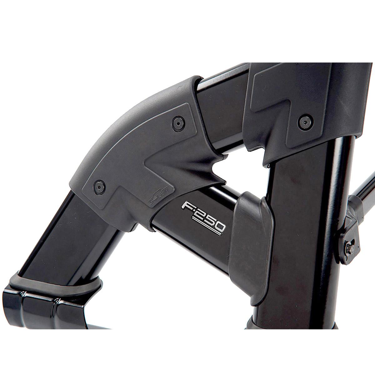 Santo antônio preto Solar Exclusive F250 1998 a 2011 com barra de vidro