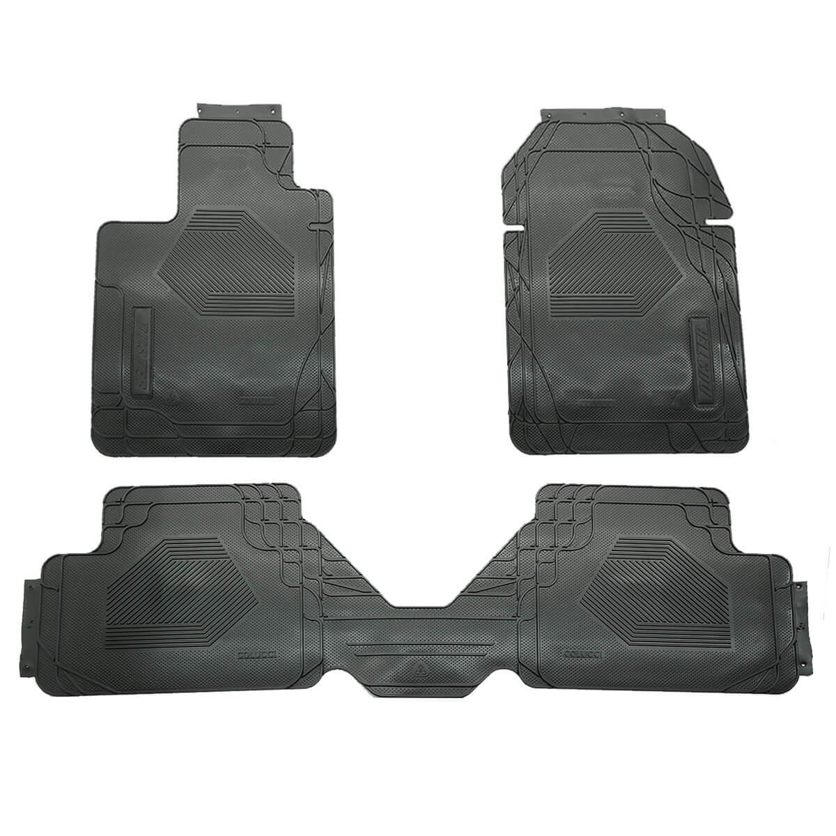 Tapete personalizado PVC flexível Duster 2012 a 2017 ou Duster Oroch 2016 2017