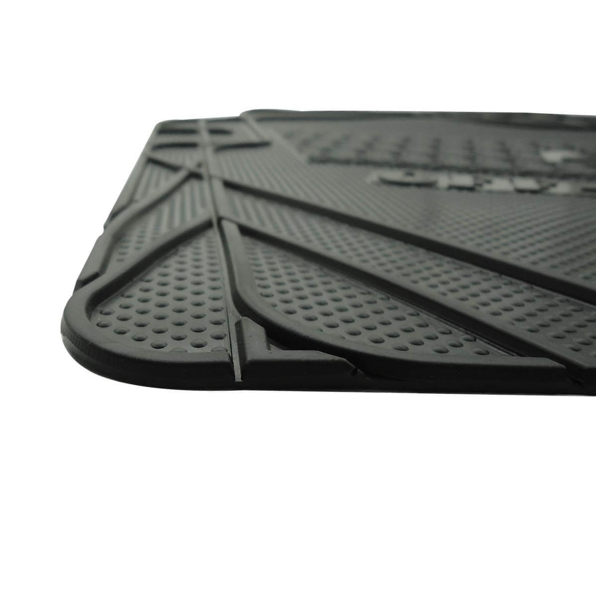 Tapete personalizado PVC flexível Duster 2012 a 2017 ou Duster Oroch 2016 a 2018