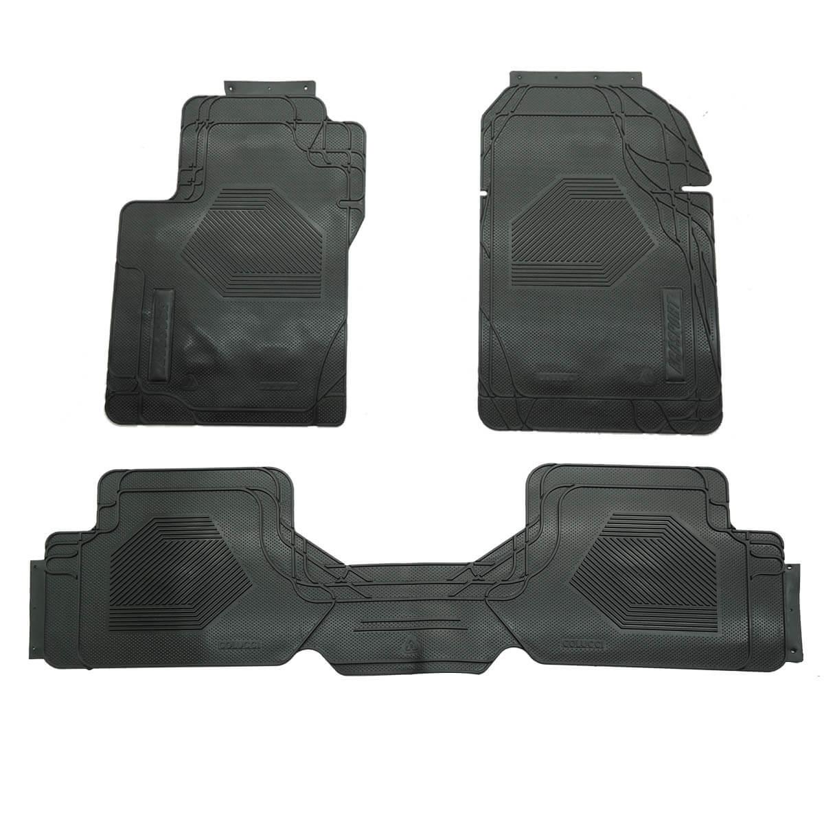 Tapete personalizado PVC flexível Novo Ecosport 2013 a 2017