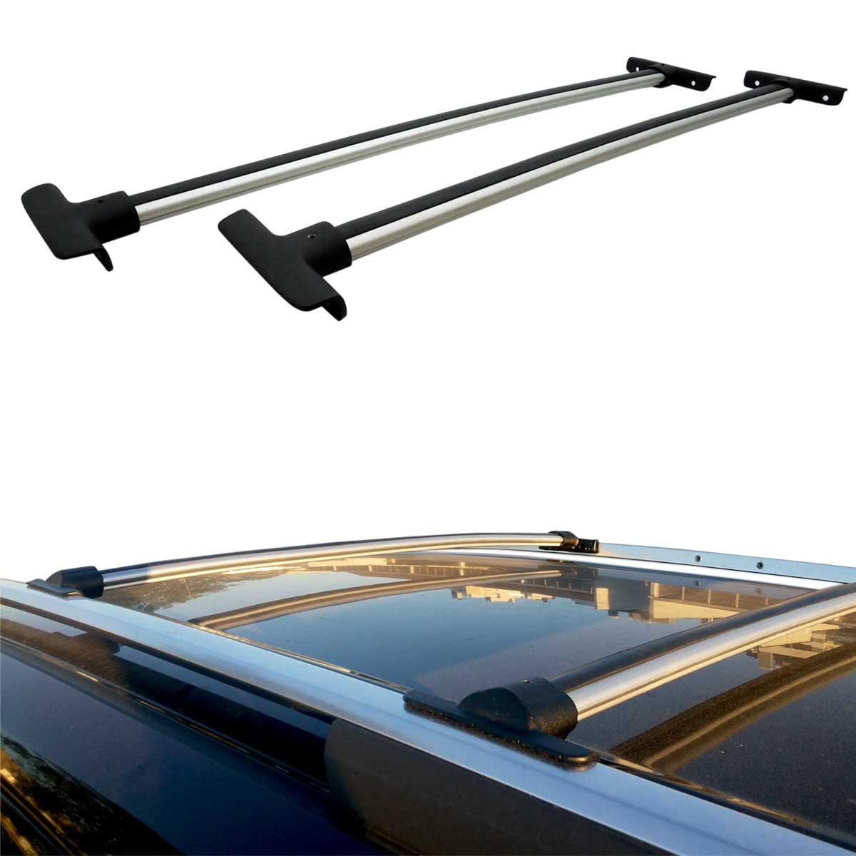 Travessa rack de teto Trailblazer 2013 a 2017 fixação original