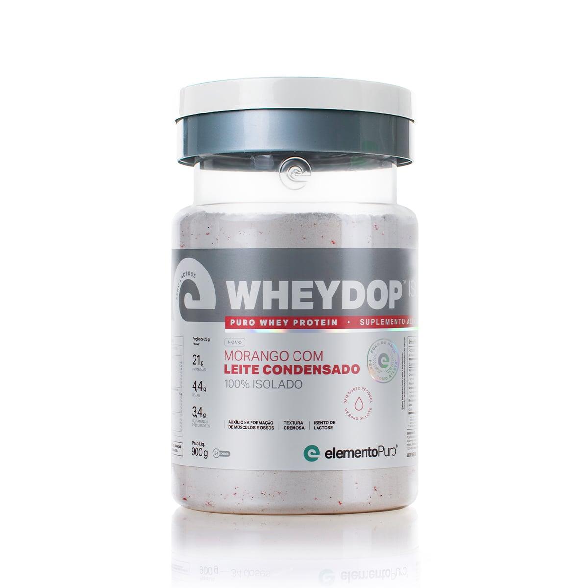 WHEYDOP ISO 900 g