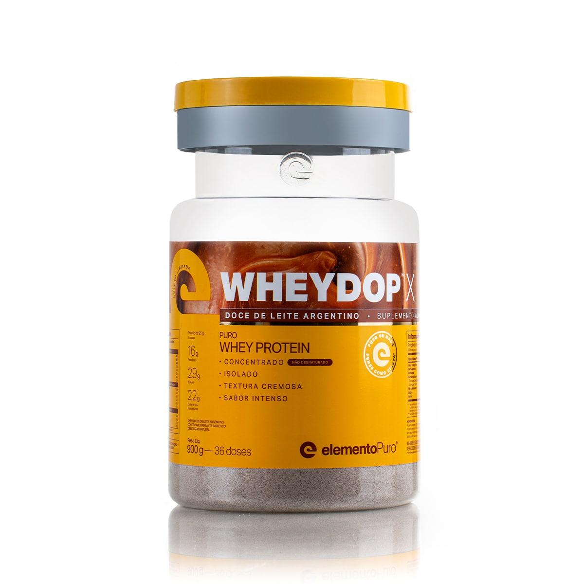 WHEYDOP X 900 g- Edição Limitada
